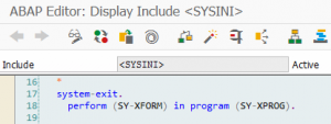 ABAP-Editor_Display-Include<SYSINI>