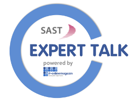 Expert talk of IT-Onlinemagazin with SAST