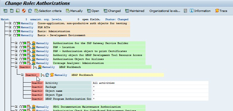 SAST Blog: Role adjustments for technical SAP users – how to handle authorizations safely and effectively.